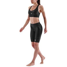 Skins Series-3 Half Tights Women black
